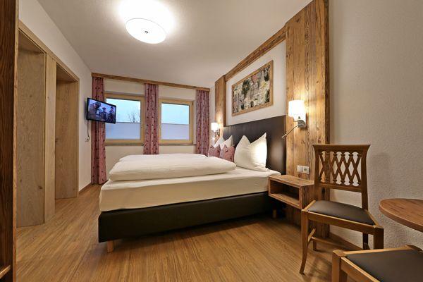 Familienzimmer Doppelbett